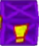 Crash Bash Purple ! Crate