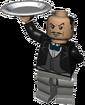 Alfred Thaddeus Crane Pennyworth Lego Batman