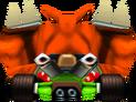CTR Tiny In-Kart (Back)