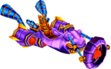 Crash Nitro Kart Boss Kart