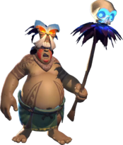 Papu Papu Crash Bandicoot N. Sane Trilogy
