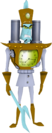 Doctor Nefarious Tropy Crash Bandicoot The Wrath of Cortex