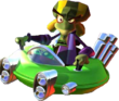 Nitros Oxide Crash Team Racing