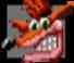 CTR Crash Icon