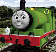 Percy CGI Promo