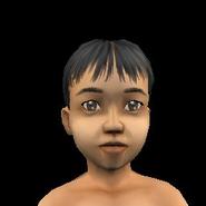Toddler Male 3 Tan