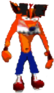 Crash Bandicoot 2 N-Tranced Fake Crash Bandicoot