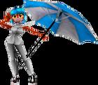 CTR Megumi Bandicoot