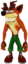 Crash Nitro Kart Fake Crash Bandicoot