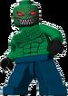 Killer-Croc Waylon Jones Lego Batman