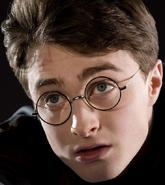 Harry Potter Daniel Radcliffe Half-Blood Prince