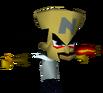 Crash Bandicoot 1 Dr. Neo Cortex