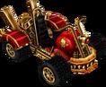 Team Cortex Kart Nitro Kart
