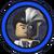 Two-Face Icon Lego Batman