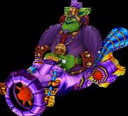 Crash Nitro Kart Emperor Velo XXVII