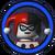 Harley Quinn Icon Lego Batman