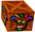 Crash Bandicoot 2 Cortex Strikes Back Aku Aku Crate