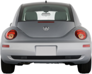 Volkswagen New Beetle Rear View