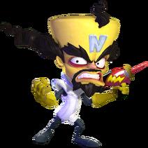Crash Bandicoot N. Sane Trilogy N. Cortex