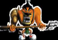 Crash Bandicoot 3 Warped Tiny Tiger