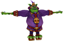 Nitro Kart Emperor Velo XXVII