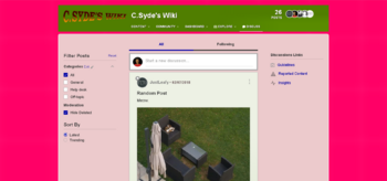 C.Syde's Wiki - Discussions with Stylish