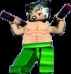 Ra's Al Ghul Lego Batman