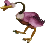 Crash Bandicoot N. Sane Trilogy Ostrich