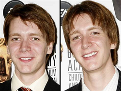 James and Oliver Phelps 1