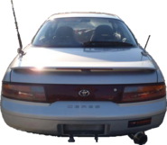 Toyota Corolla Ceres Rear View