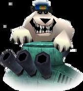 Crash Bash Bearminator