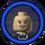 Alfred Icon Lego Batman
