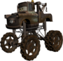 Cars Mater National - Monster Truck Tow Mater