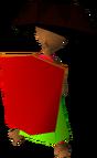 Crash Bandicoot Shield Native