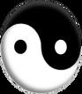 Yin Yang (Colour Reverse) (GUOS65001)