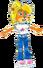 Crash Team Kart Racing Coco Bandicoot