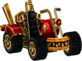Crash Nitro Kart Team Cortex Kart