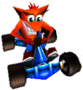 CTR Crash Team Racing Crash Bandicoot
