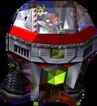 Crash Bandicoot 2 Cortex Strikes Back Doctor N. Gin's Mech (Tummy Button Laser)