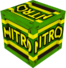 Crash Nitro Kart Nitro Crate