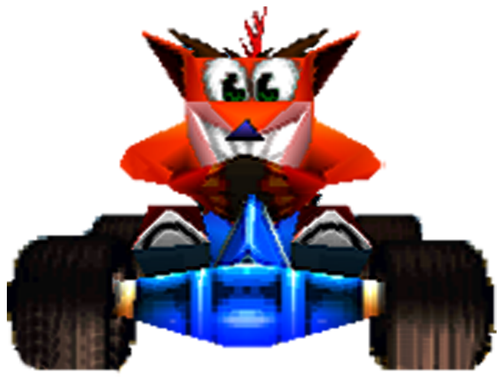 crash bandicoot comparing my favourite crash character models