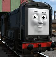 Devious Diesel CGI Promo