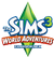 The Sims 3 World Adventures Logo