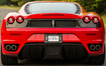 Ferrari F430 Rear View