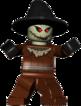Scarecrow Professor Jonathan Crane Lego Batman