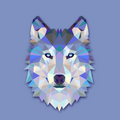 Abstract Wolf Head (HoundofChaos).png