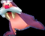 Crash Bash Walrus