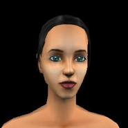 Young Adult Female 2 Tan