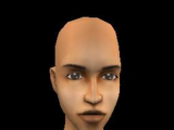 Sims 2 - Broken Maxis Face Templates