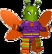 Killer-Moth Cameron van Cleer Drury Walker Lego Batman